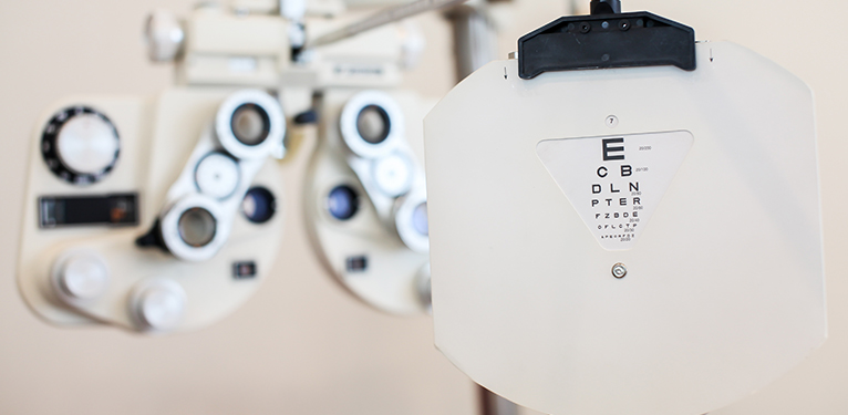 Eye Exam Appointment New Canaan